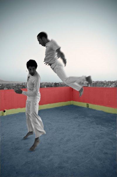 Capoeira Boys
