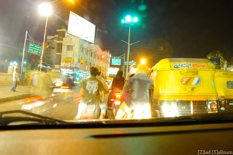 Bangalore By Night-2