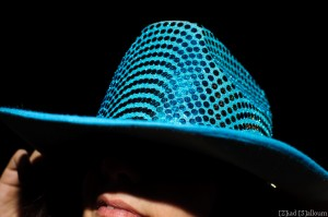 Luscious Lips in a Hat (D700, Nikkor 50mm f/1.4 @ 50mm, f6.3, ISO 200, 1/80 sec + SB900)